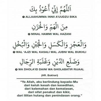 Doa permudahkan masalah